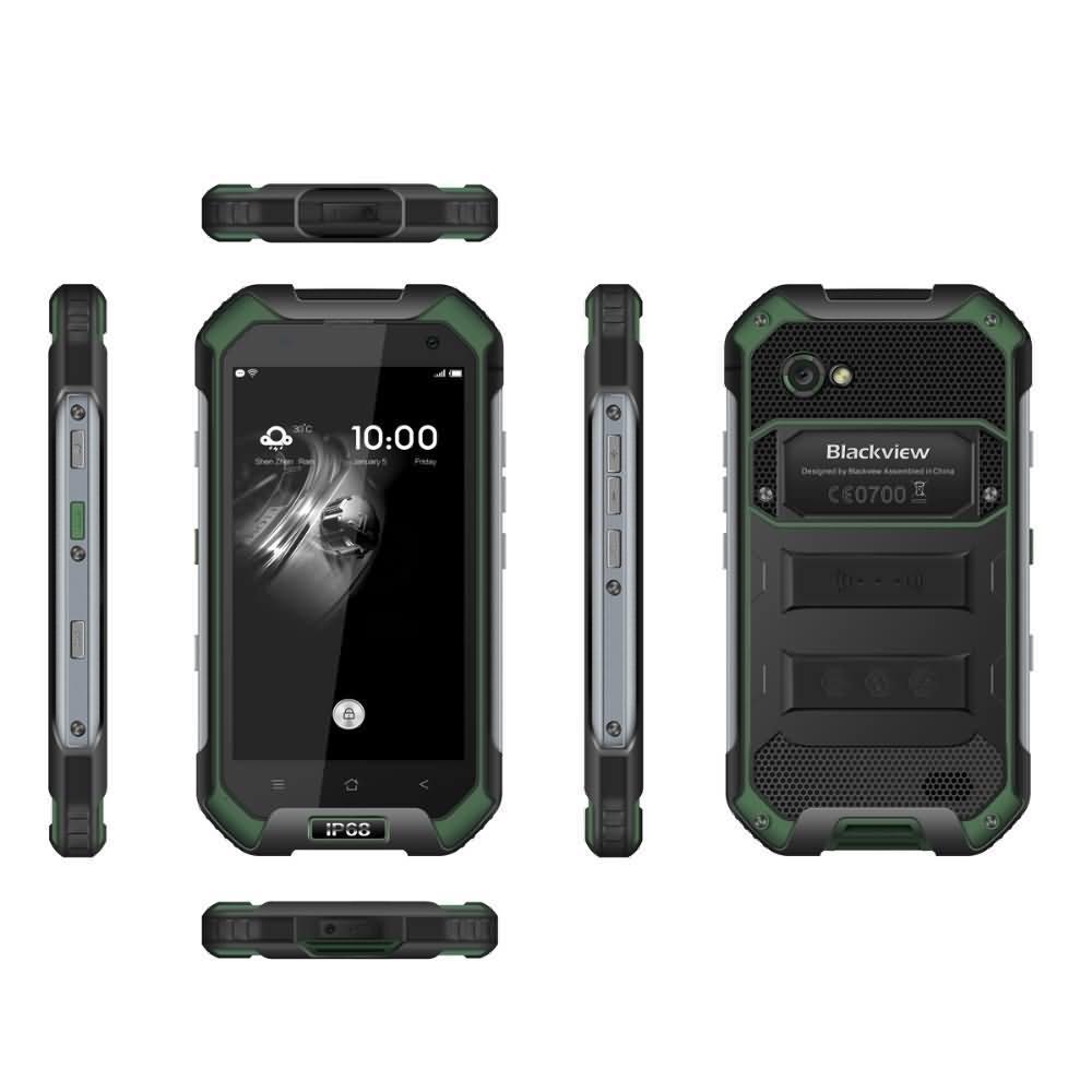 bv6000S Green